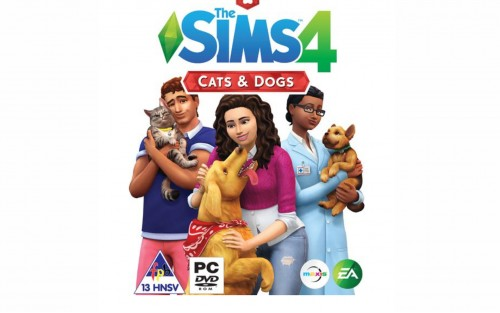 The Sims 4 Cats & Dogs (PC)