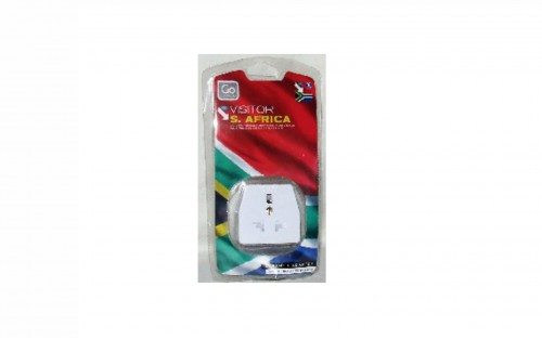 Go Travel Visitor Adaptor South Africa