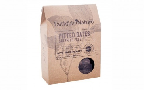 Faithful to Nature Dried Pitted Dates