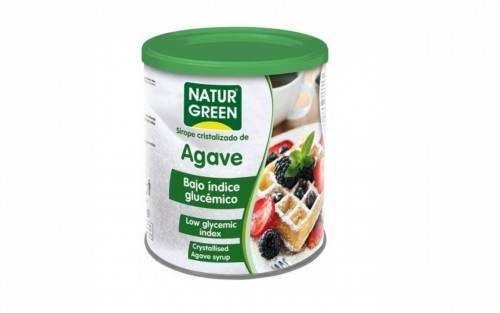 Naturgreen Crystalised Agave Syrup
