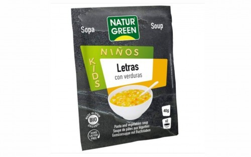 Naturgreen Kids Pasta and Vegetable Soup