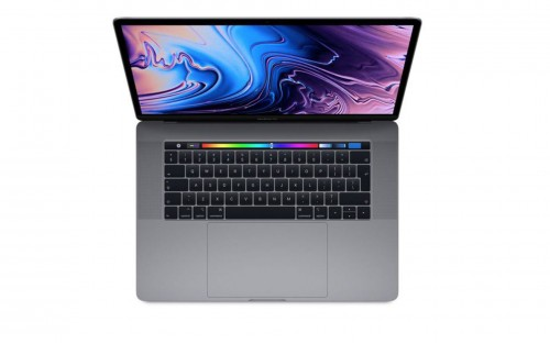 Apple 15-inch MacBook Pro with Touch Bar Intel Core i7 256GB - Space Grey
