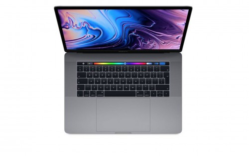 Apple 15-inch MacBook Pro with Touch Bar Intel Core i9 512GB - Space Grey