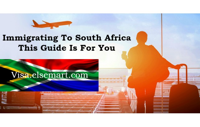 Immigrating to South Africa- This Guide is for you