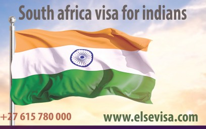 South africa visa  for indians