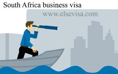 South Africa business visa