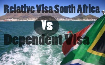 Relative visa vs Dependent Visa